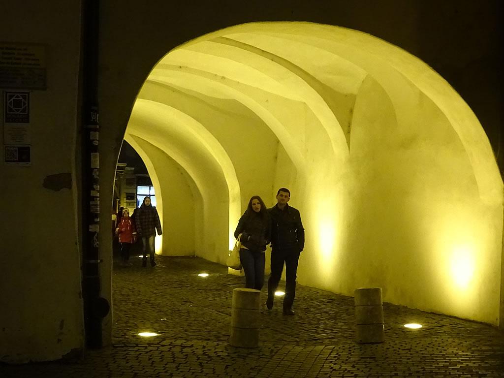 Tunel de trecere