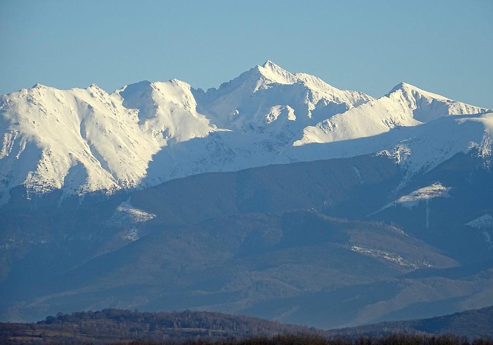 Turistákat sodort el egy kisebb lavina a Fogarasi-havasokban