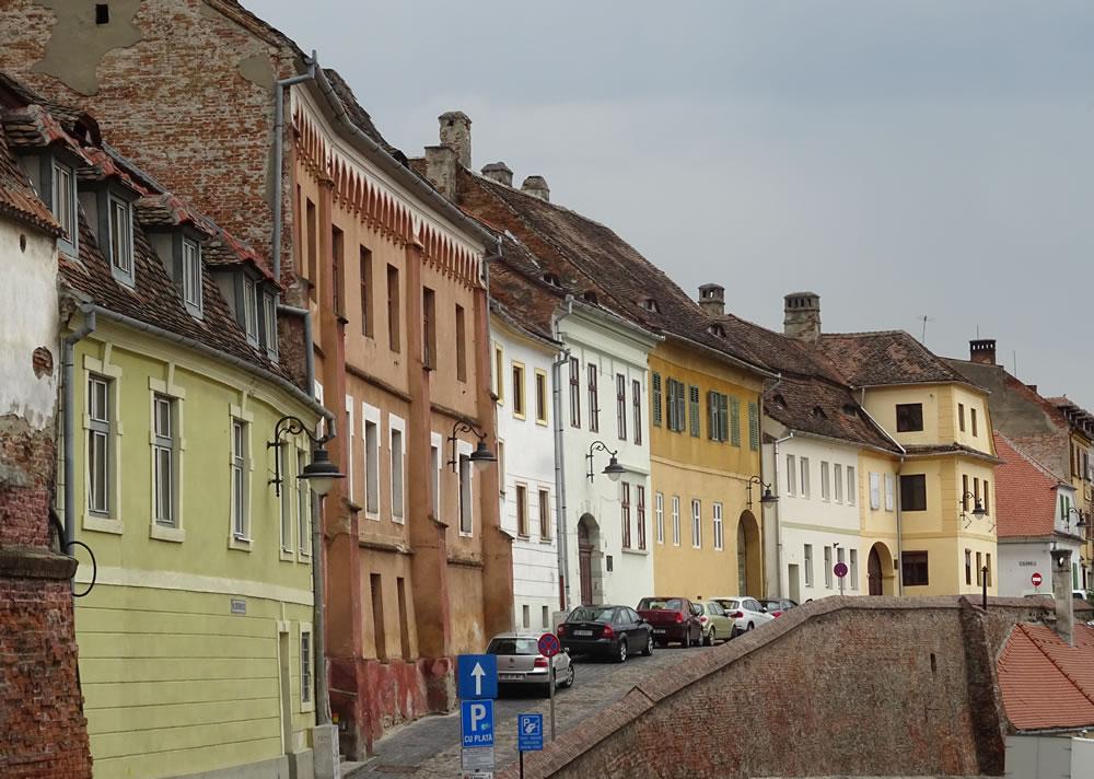 Vedere din Sibiu