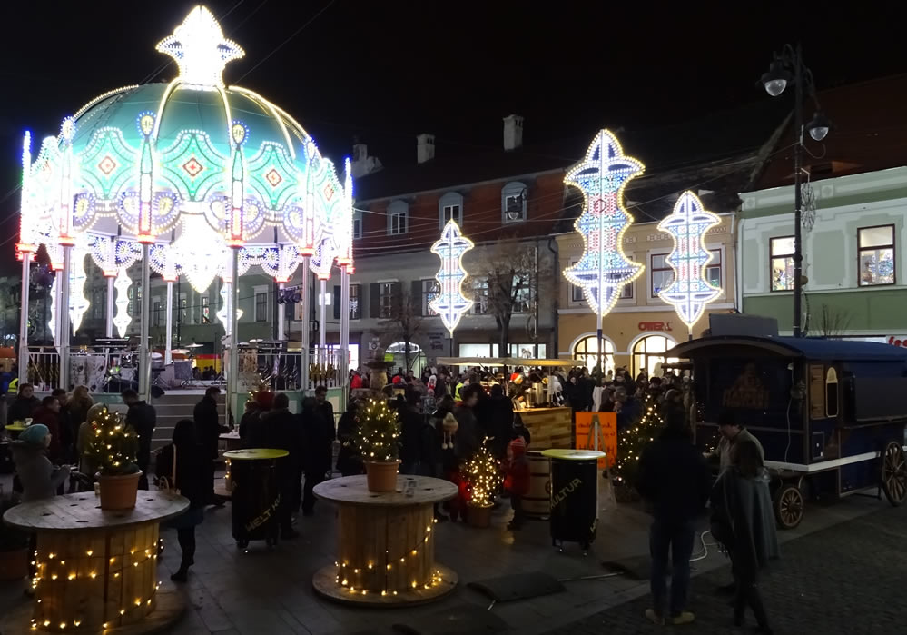 Sibiu Lights & More