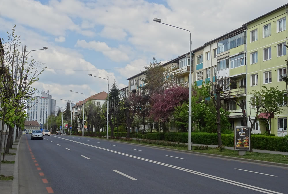 Bulevardul Vasile Milea