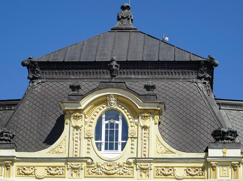 Detaliu Primaria Sibiu