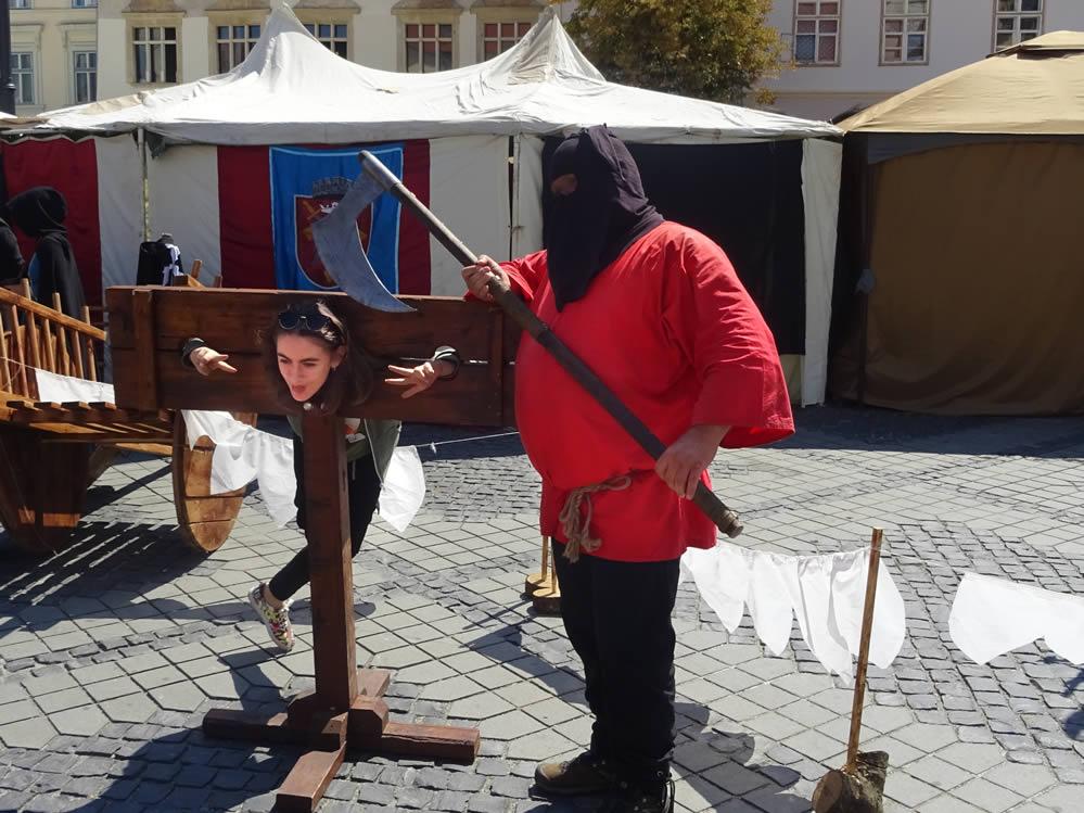 Festivalul Medieval Sibiu