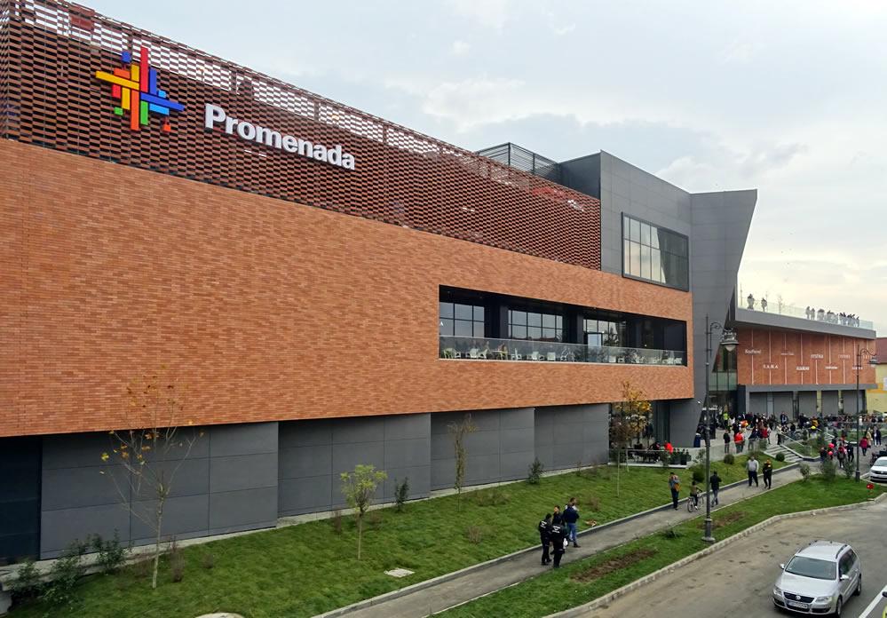 Promenada Mall Sibiu