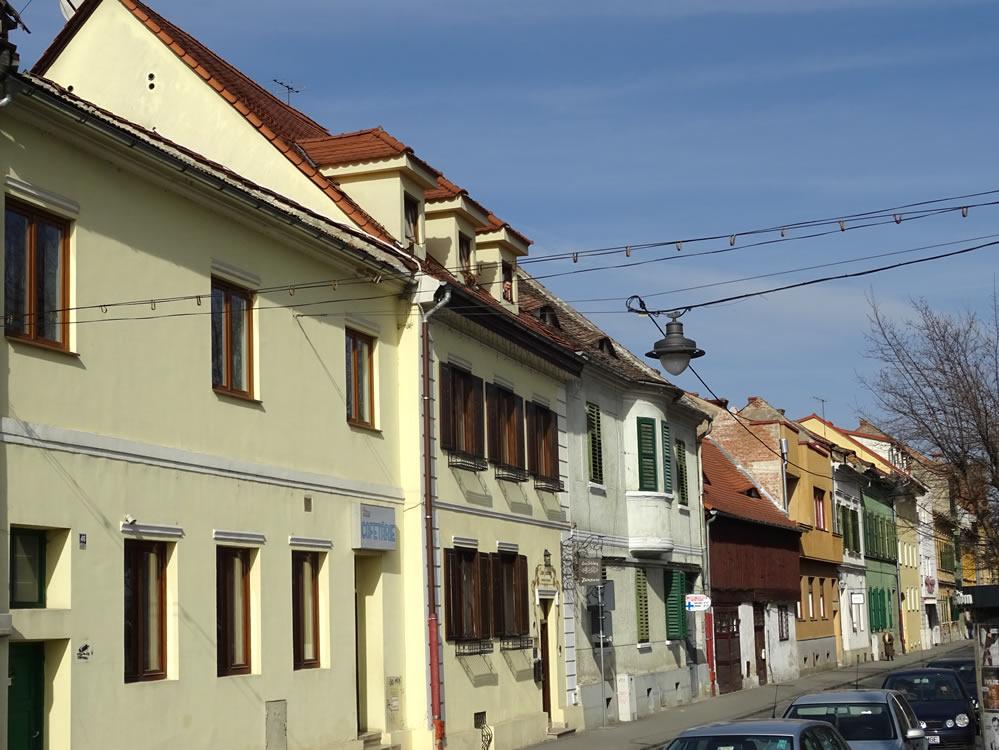 Strada Cetatii