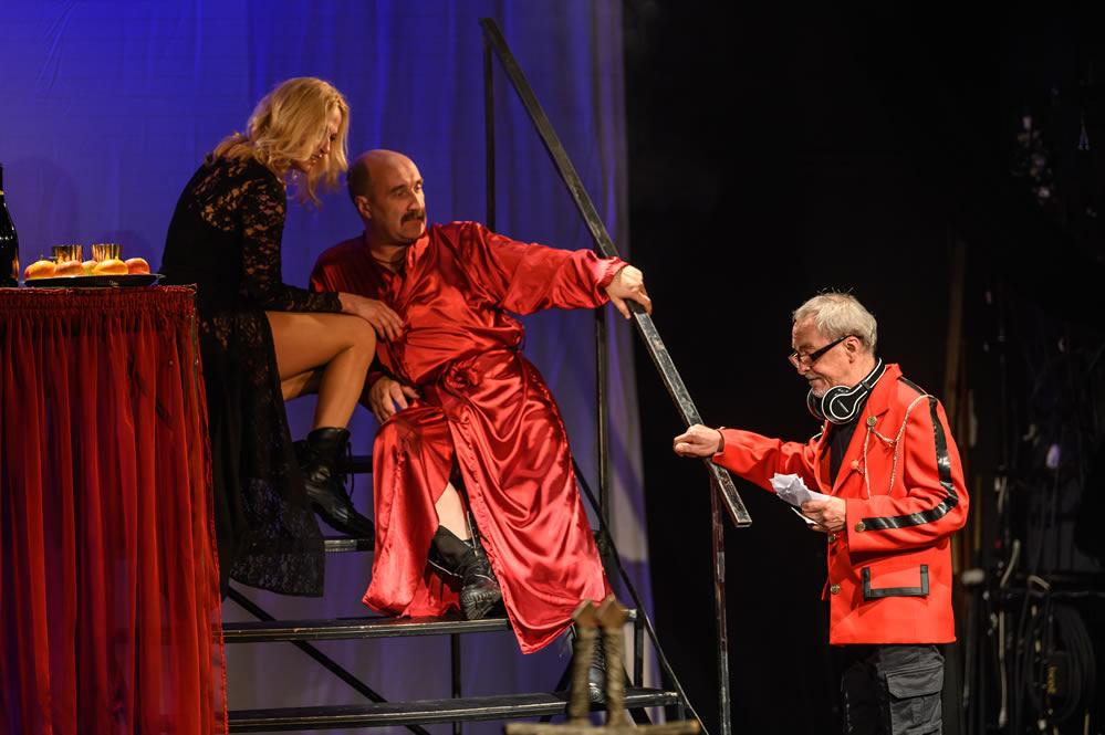 Festivalul International de Teatru de la Sibiu 2019