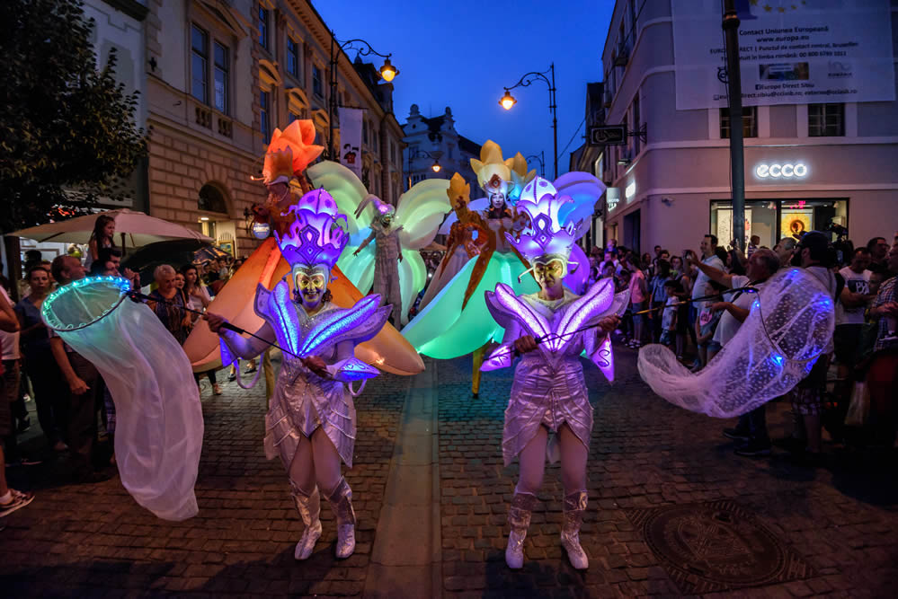 Festivalul International de Teatru Sibiu 2018