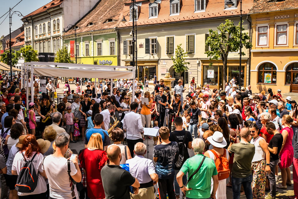 Festivalul International de Teatru de la Sibiu 2019