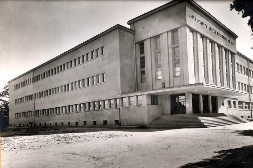 Cladirea Universitatii