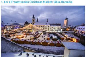 European Christmas Market: Top 5